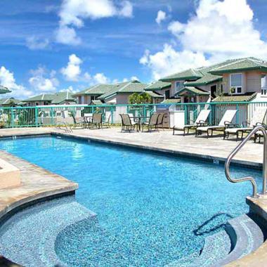 Villas on the Prince Pool
