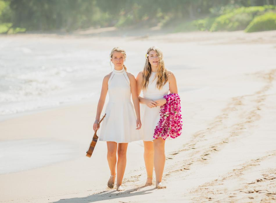 Including the Daughters in a Maui Wedding