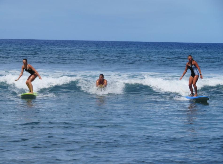 Maui Surf Coach Always