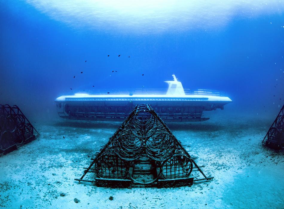 Artificial Reef Pyramids