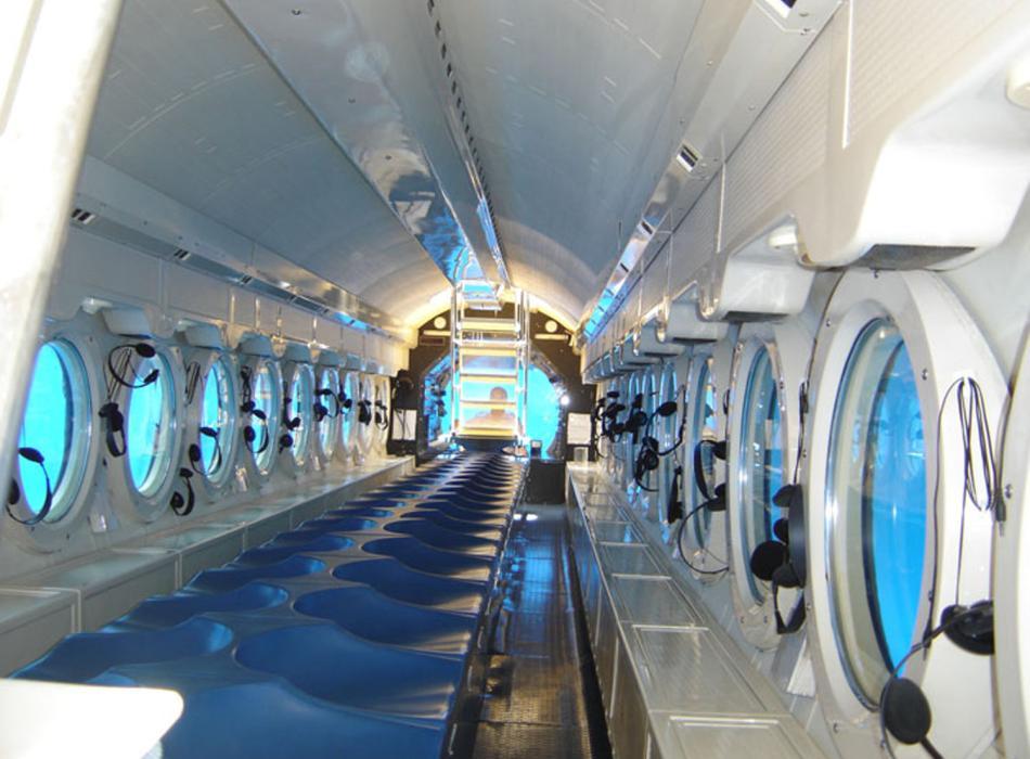 Standard Submarine Interior