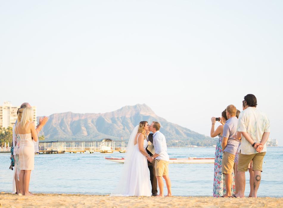 Hilton Beach Wedding