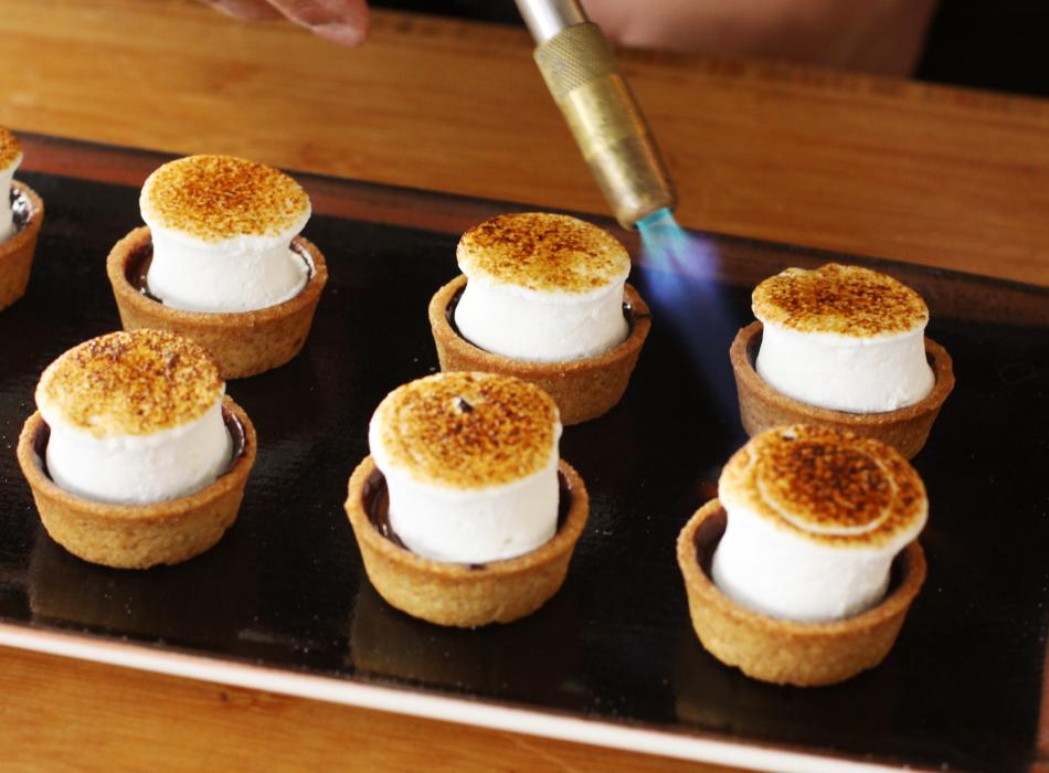 Celebrations Catering Mini Smores
