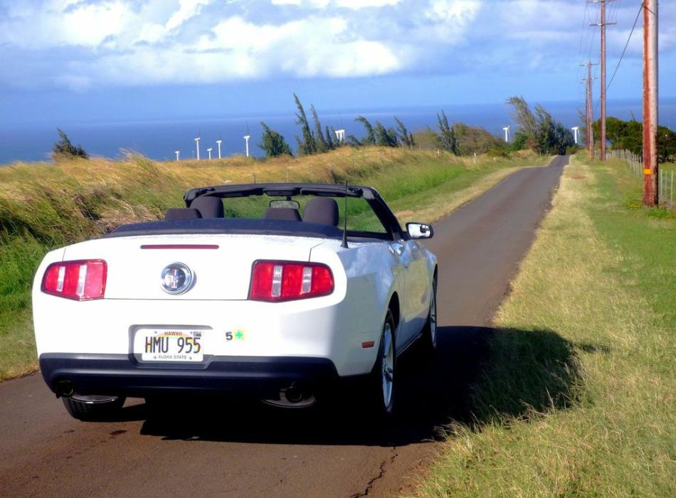 Renting a Car in Hawaii