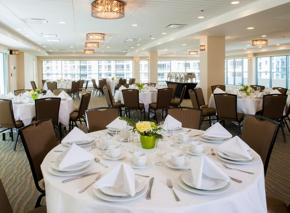 Pikake - Indoor Event Space with Natural Light