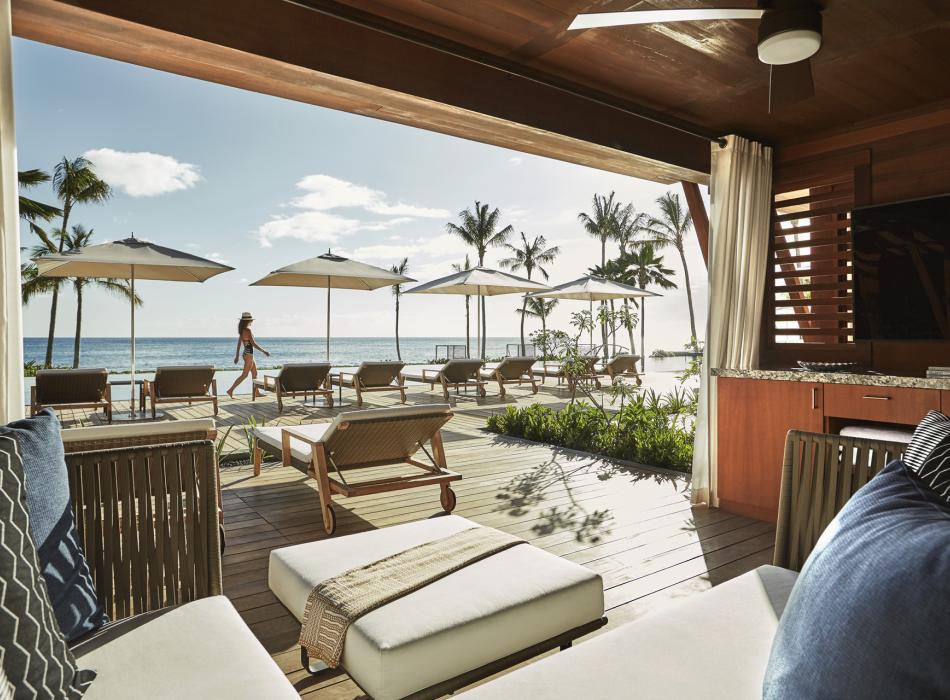 Luxury Cabana