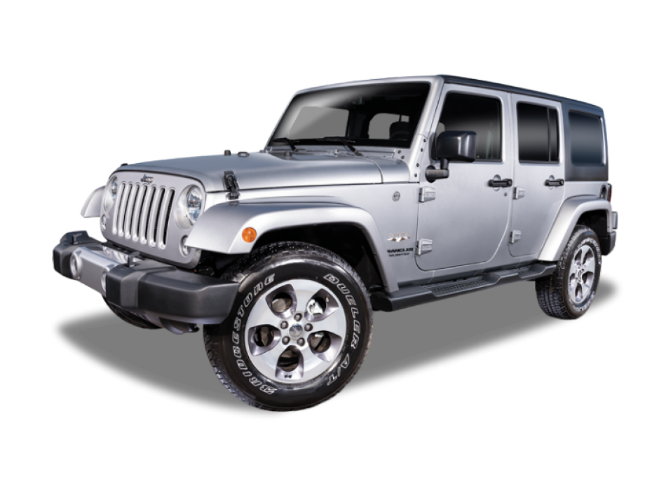 4-Door Jeep Wrangler - We have 4-door Jeep Wranglers with removable panels above the driver and front passenger. Seats 5. Get our discount rates and perks.
