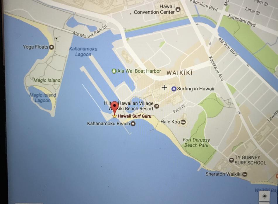 Where to Meet