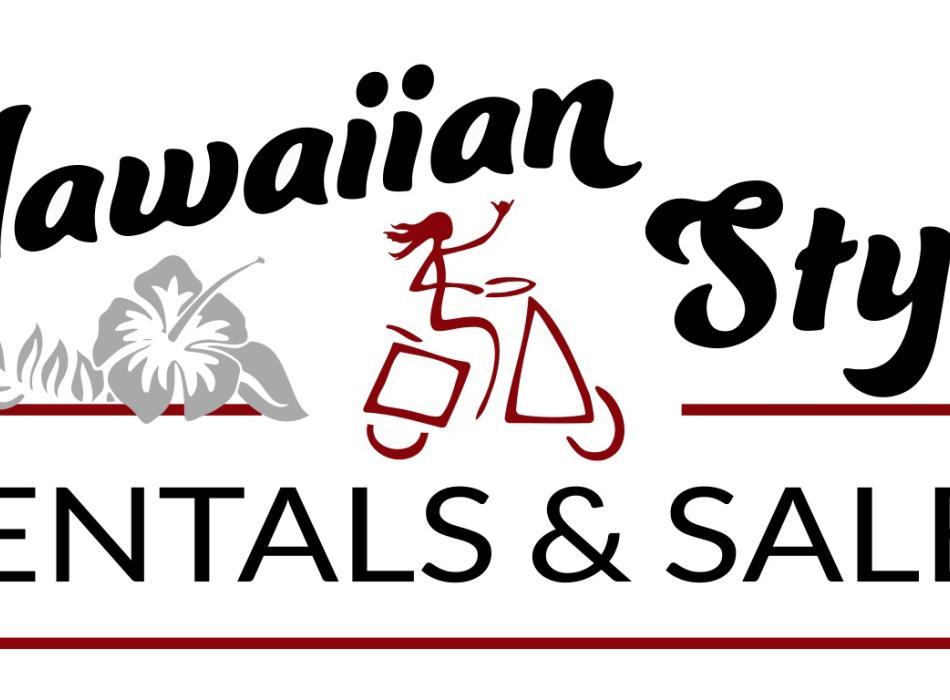Hawaiian Style Rentals & Sales Logo