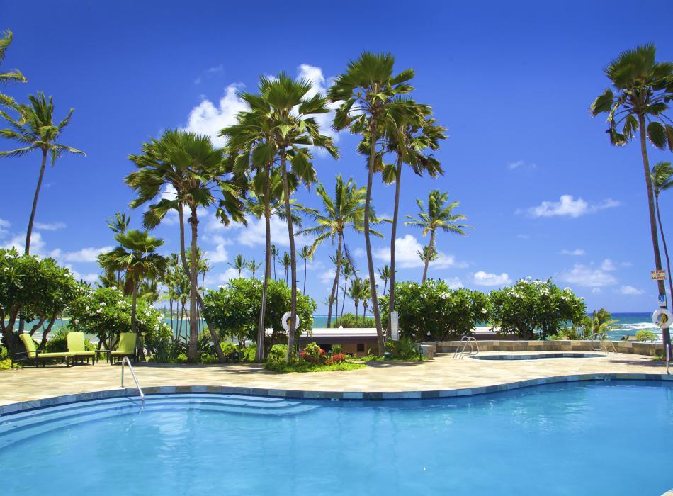 Hilton Garden Inn kauai - Pool