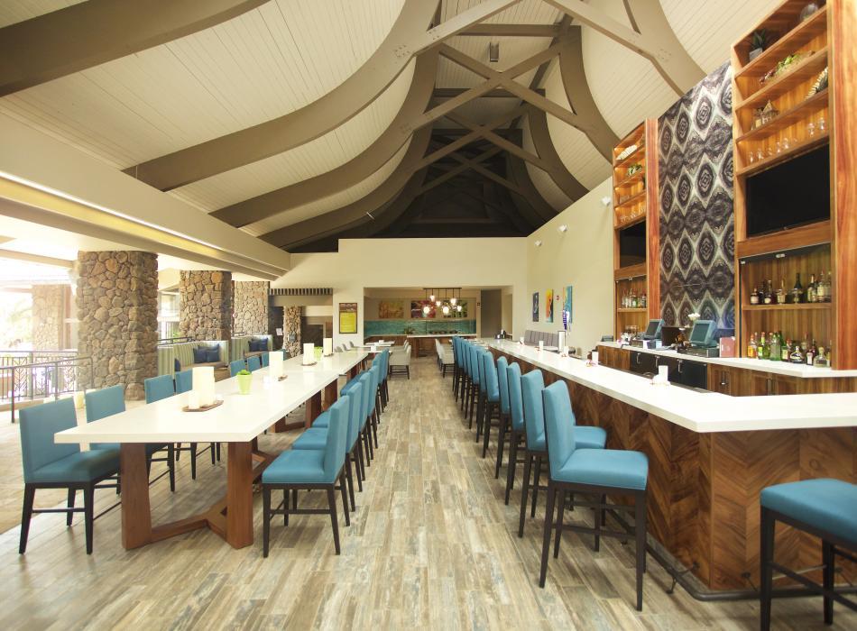 Hilton Garden Inn Kauai - Restaurant/Bar