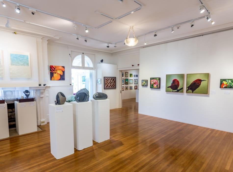 Hui No'eau Art Gallery - The Hui No'eau Art Gallery