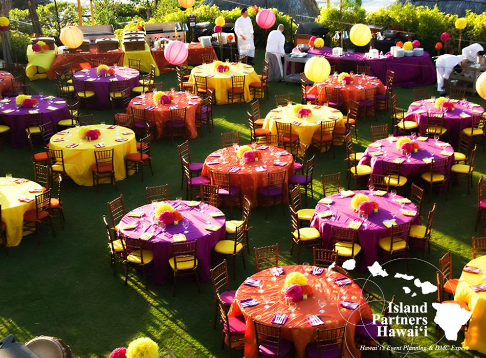 Island Partners Hawaii Special Events