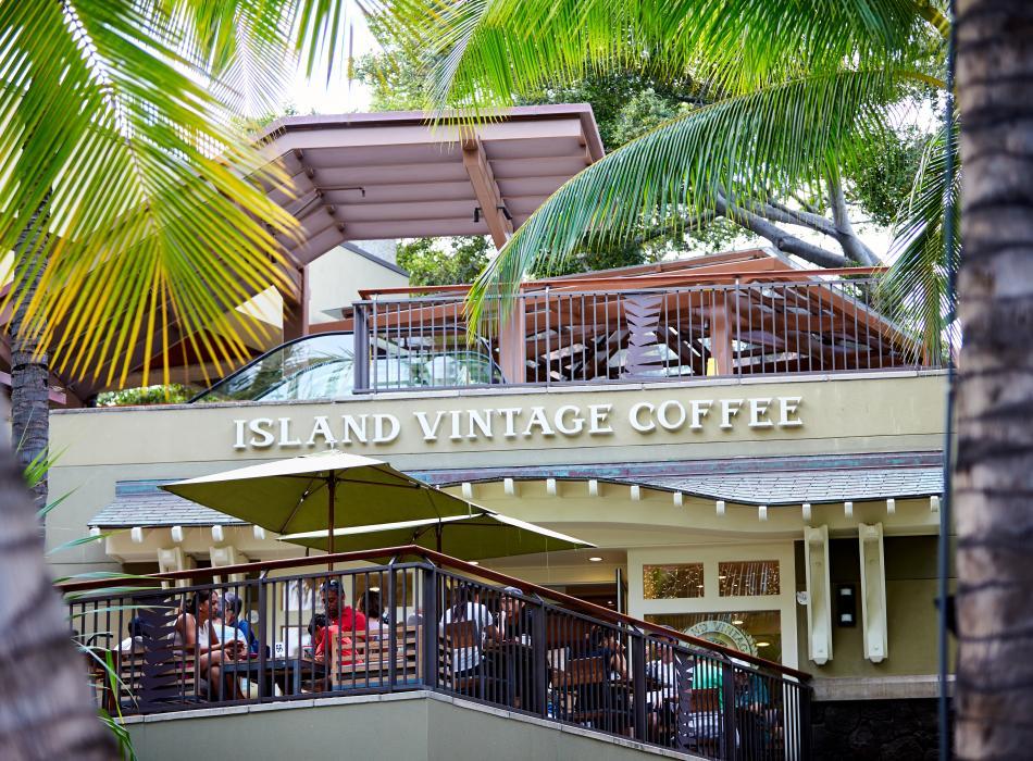 Island Vintage Coffee Waikiki Store