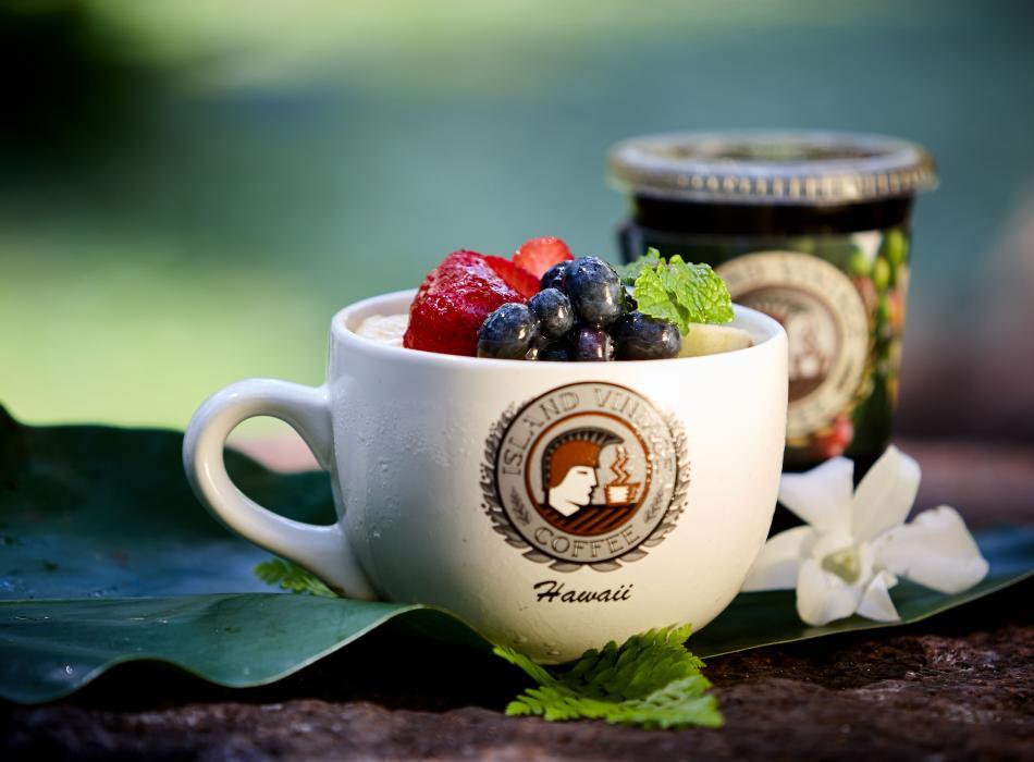 Island Vintage Coffee Acai Bowl