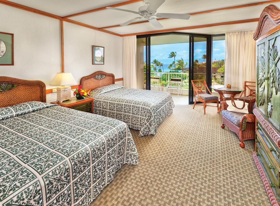 KBH Oceanview Room