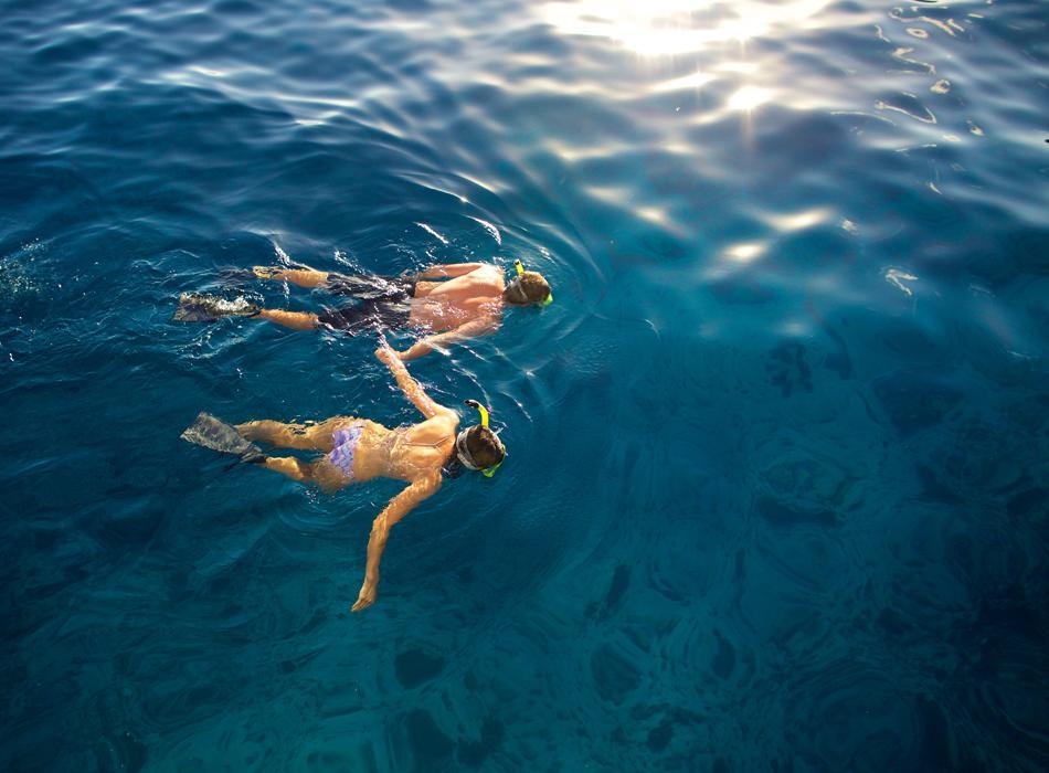 Snorkel in Molokini