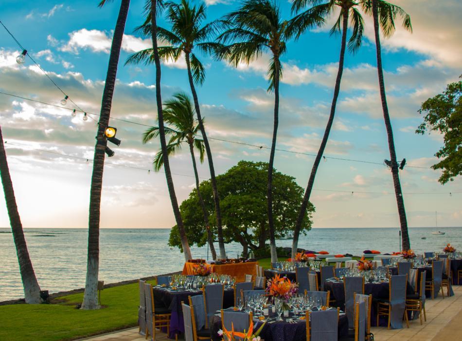 Ocean Front Estate Hawaii Island