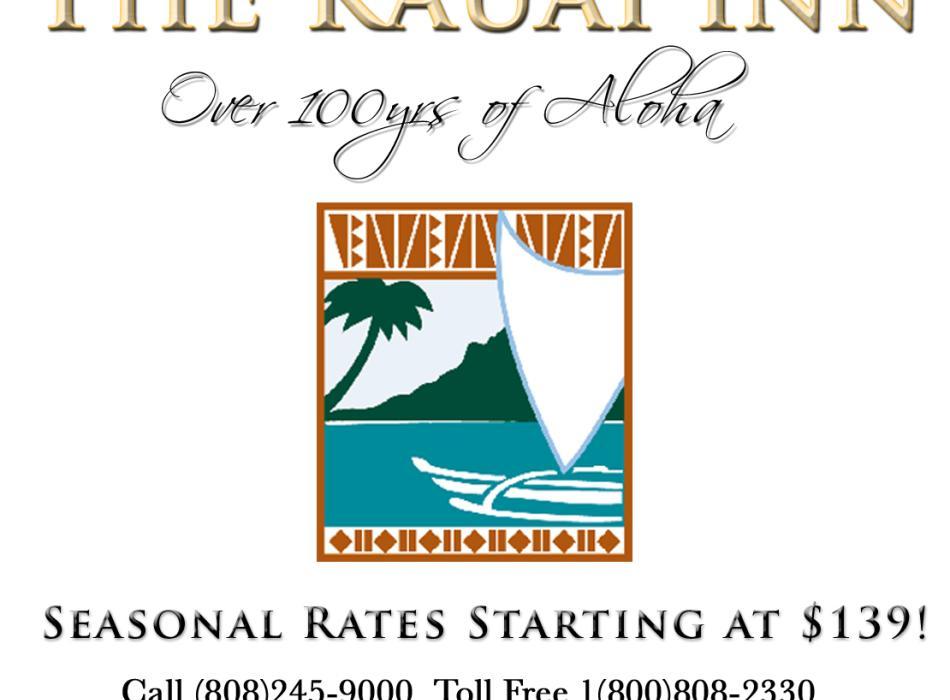 Kauai Inn Logo