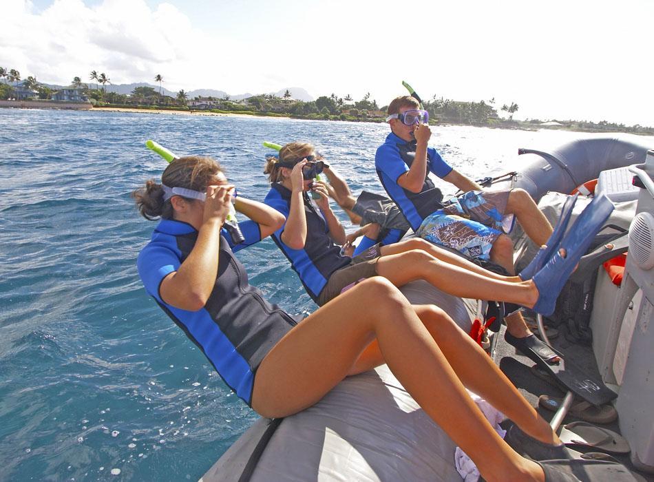 Kauai Searider Adventure Snorkel Tours