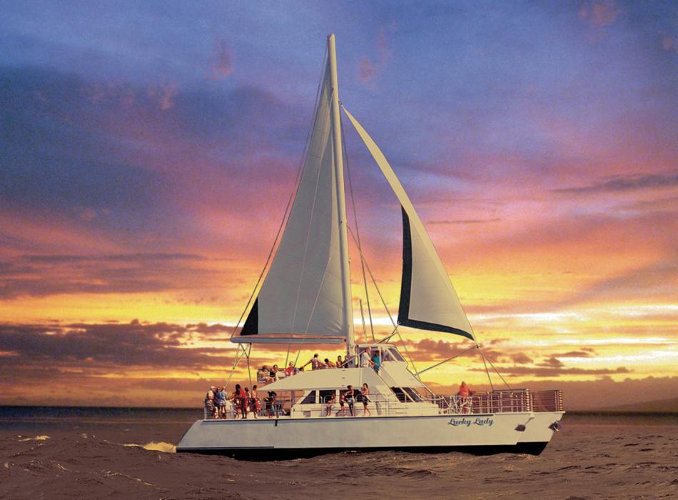 Sunset Dinner Cruise To NaPali Coast Kauai