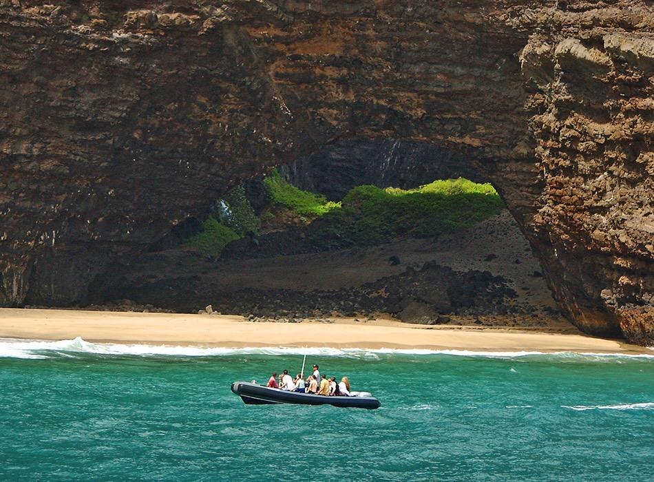 NaPali Coast Raft Adventures