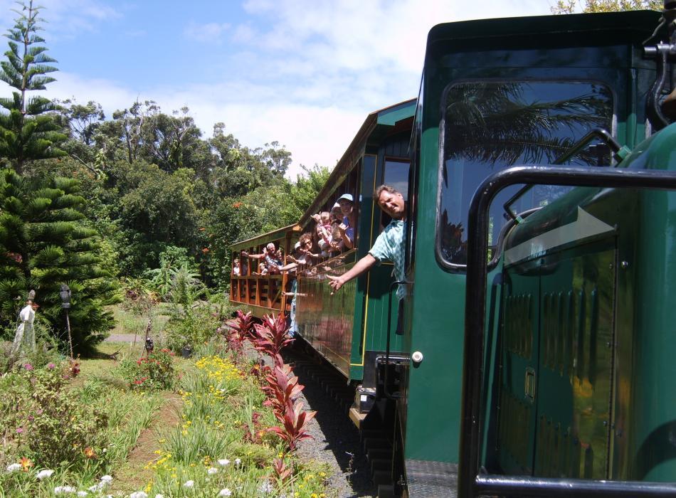 Kilohana Train
