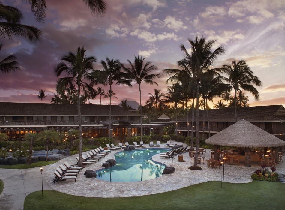 Ko'a Kea Hotel & Resort Overview