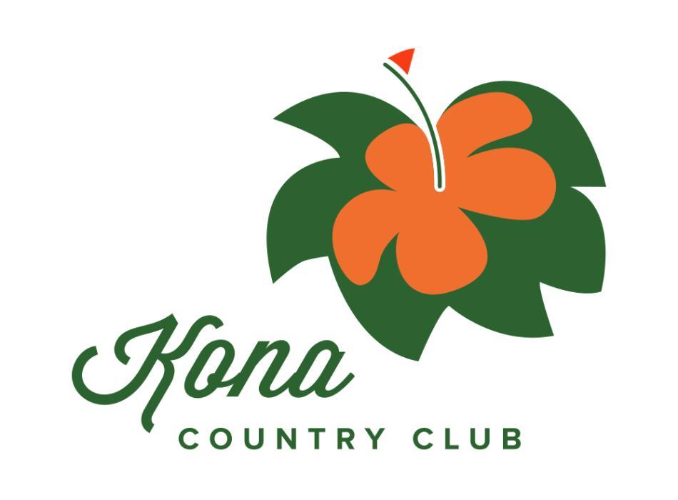 Kona Country Club - Logo