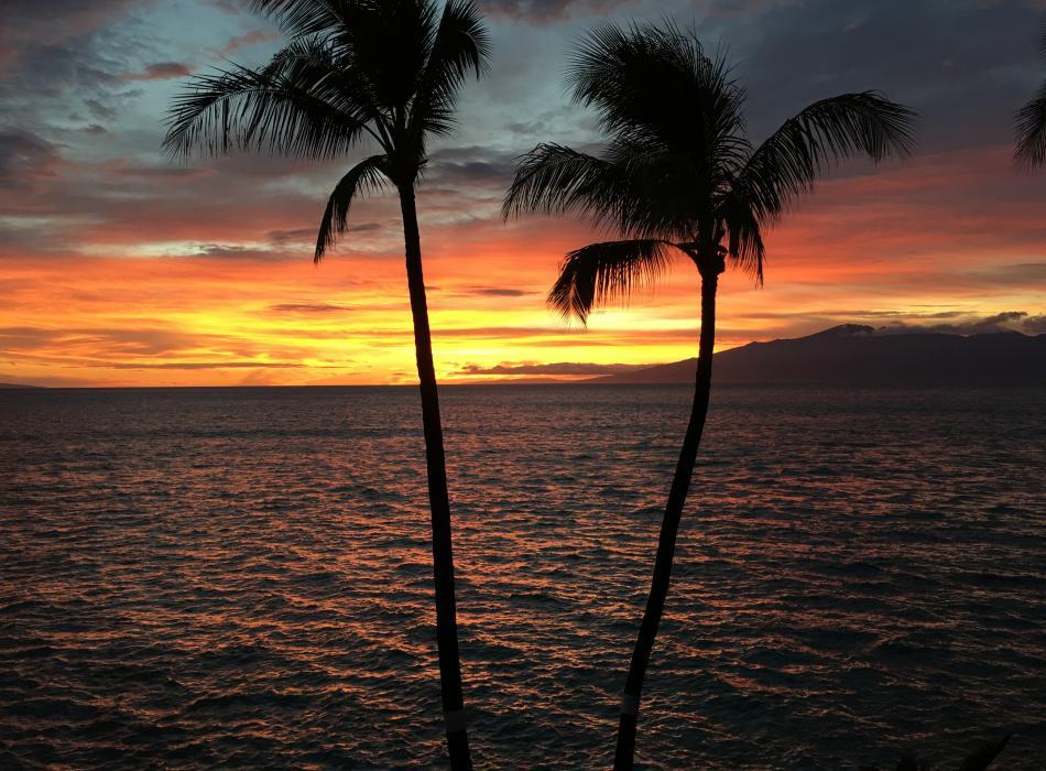 Kulakane Sunset