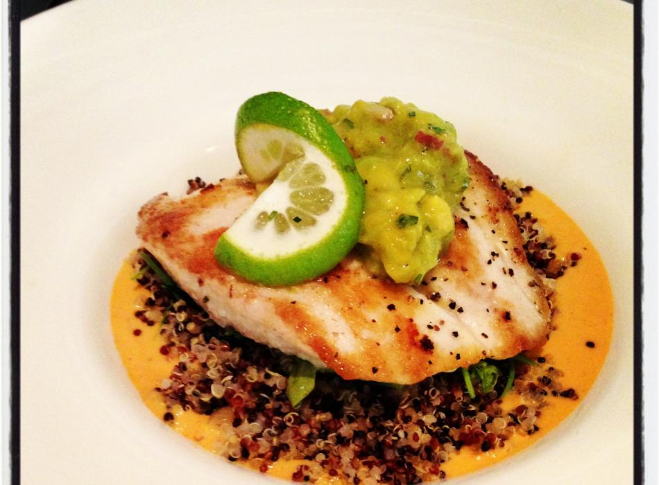 Hook Line and Sinker - Chef's Daily Fish Special