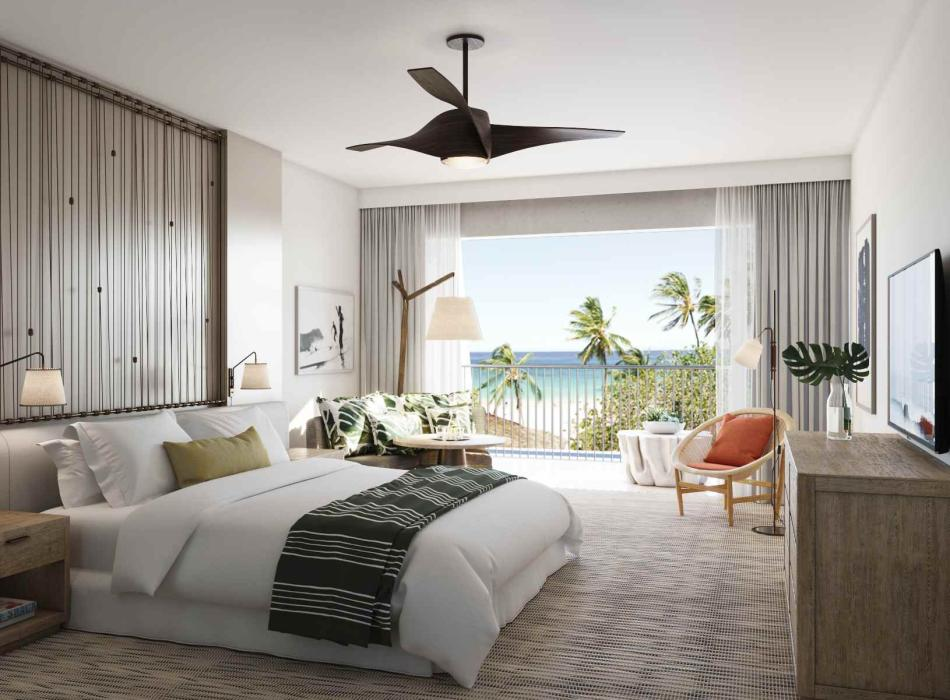 Mauna Lani - Bedroom Opt A Pic