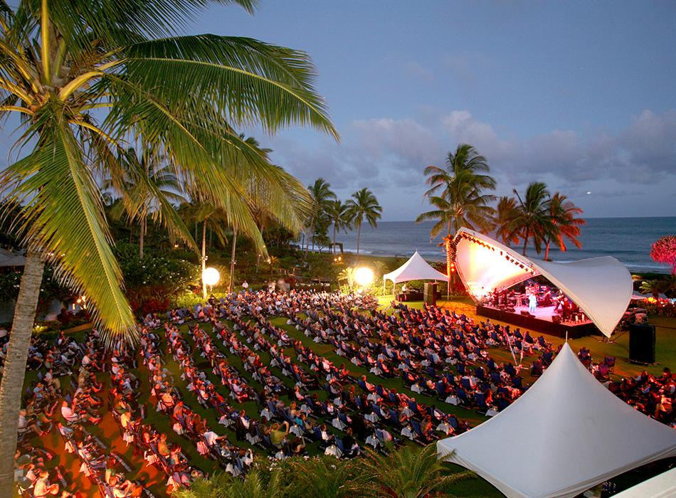 Private Outdoor Concert