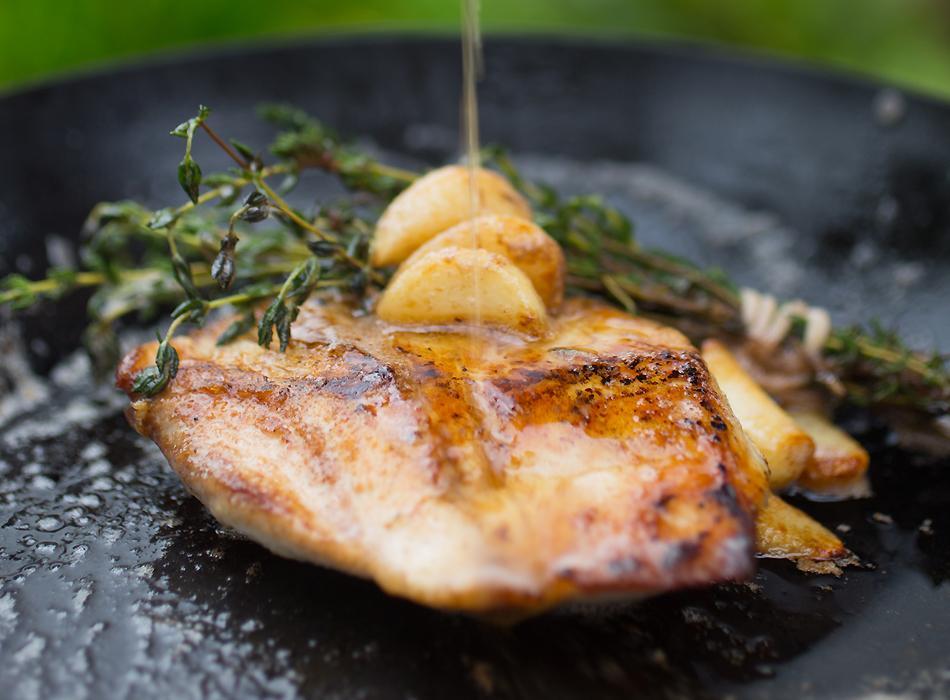 Merriman´s Fish Chef Special