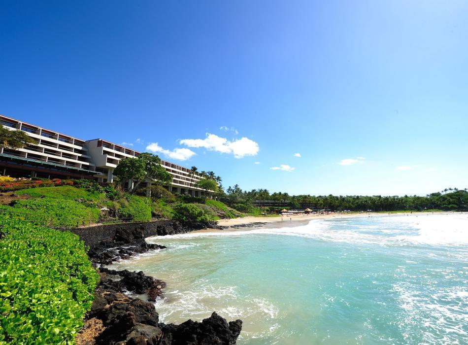 Number 3 located at Mauna Kea Beach Hotel