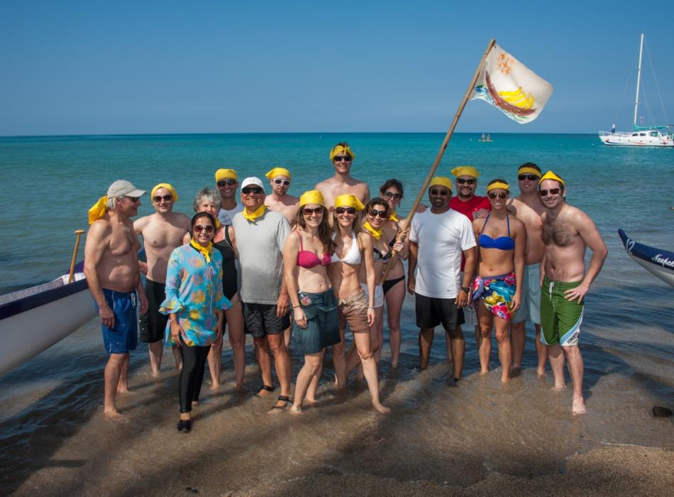 Exclusive Group Beach Blasts