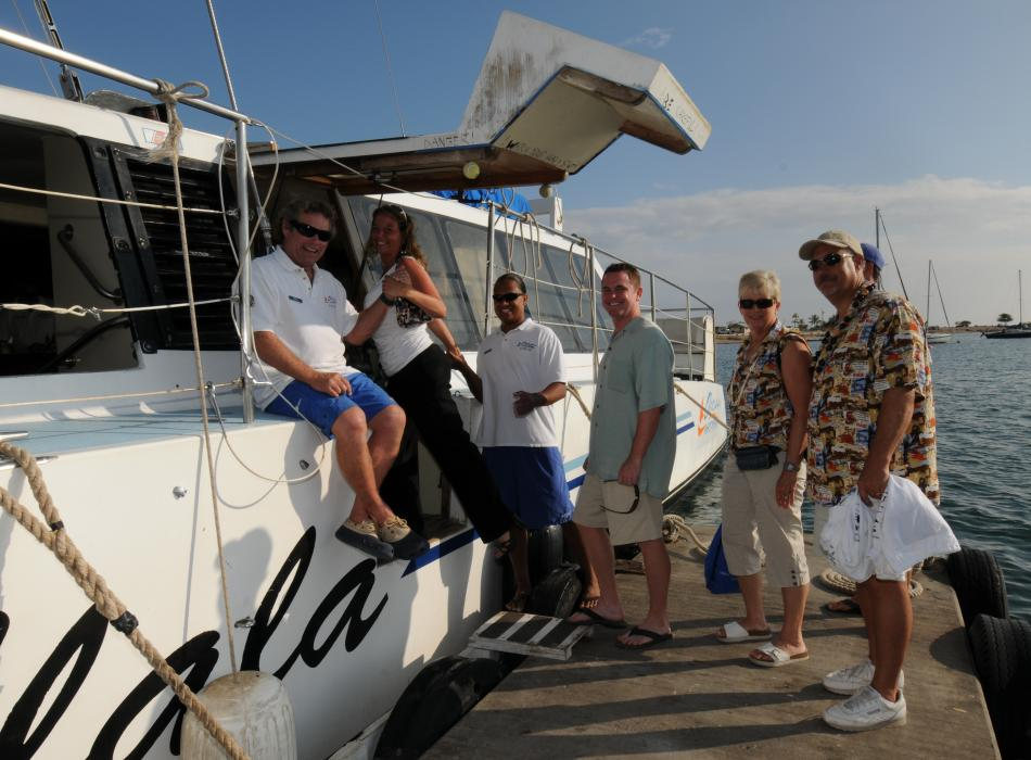 Exclusive Group Charters