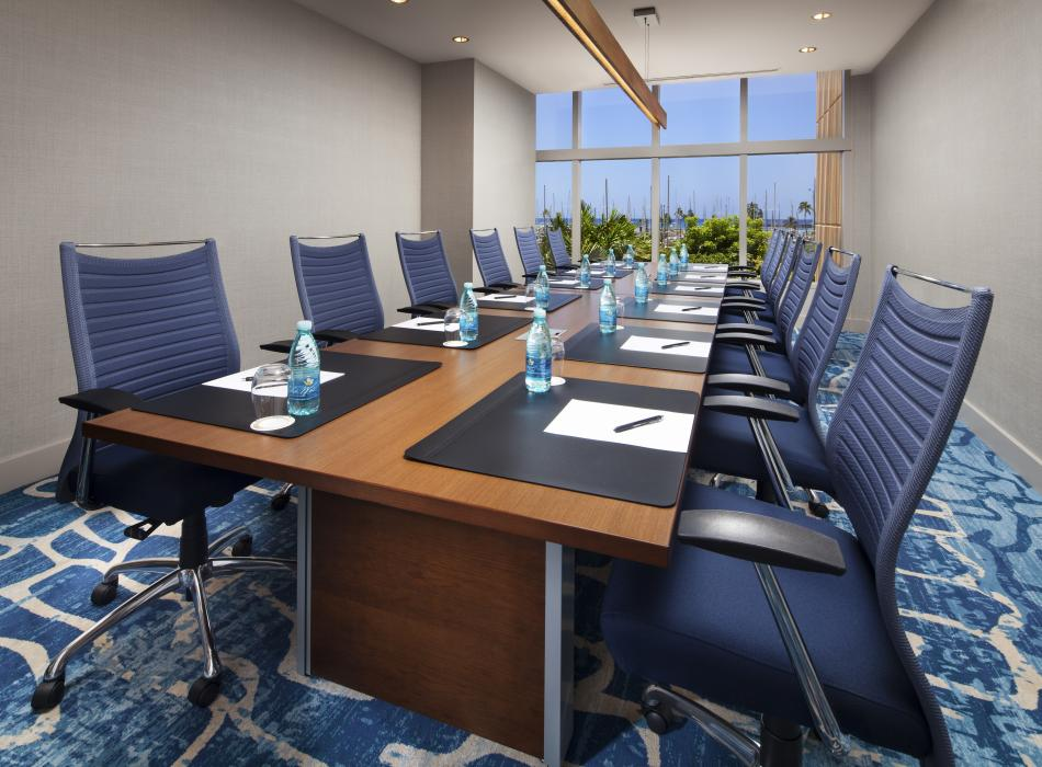 Meeting rooms with a view - Meeting rooms with a view