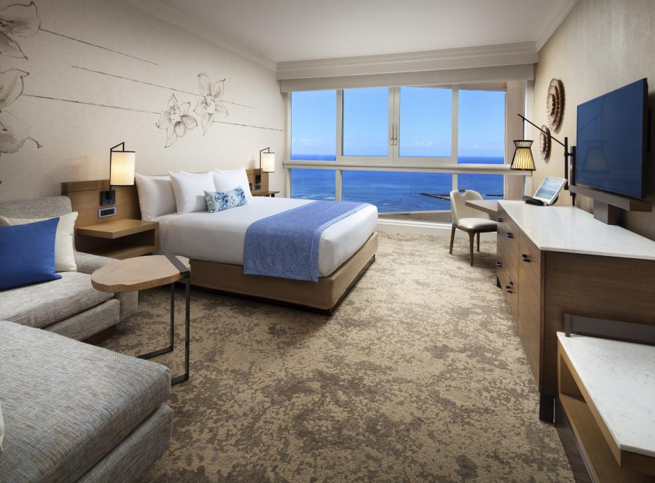 Standard Guest Room - All guest rooms are ocean view