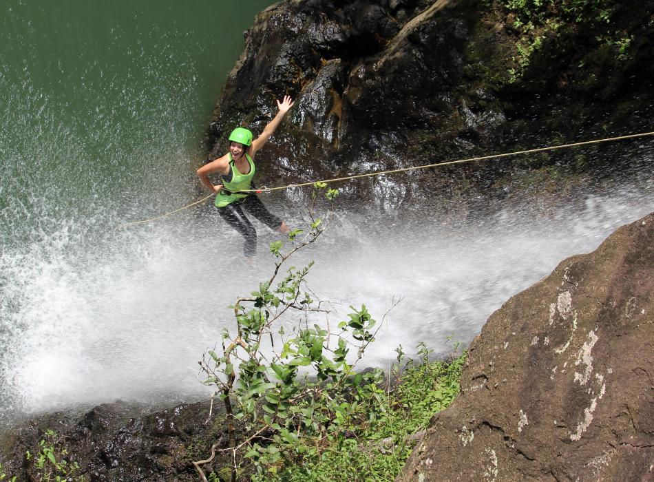 Daily Tropical Waterfall Canyon Tours