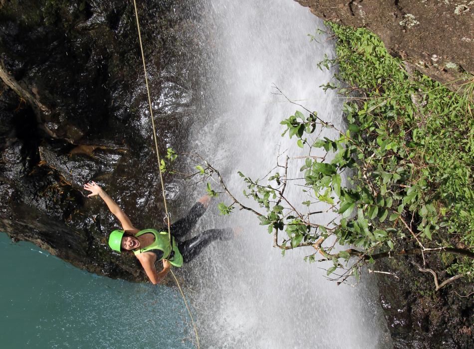 Rappel Maui Operates Rainforest Canyon Tours Daily