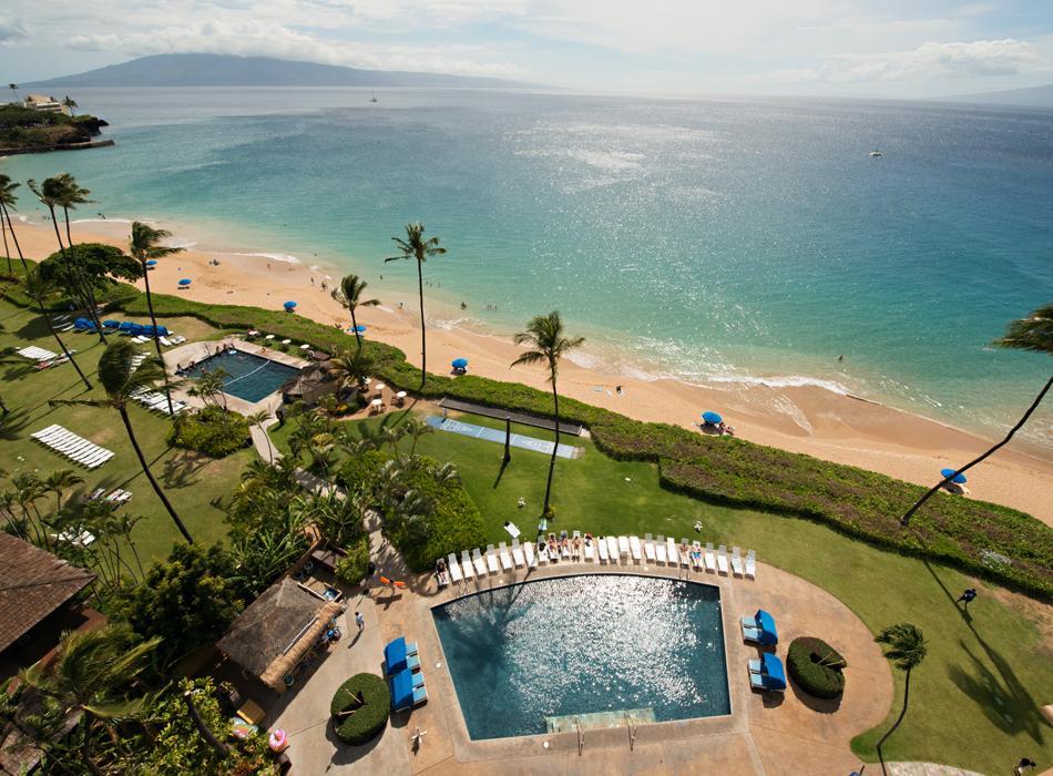 Royal Lahaina Resort Pool View