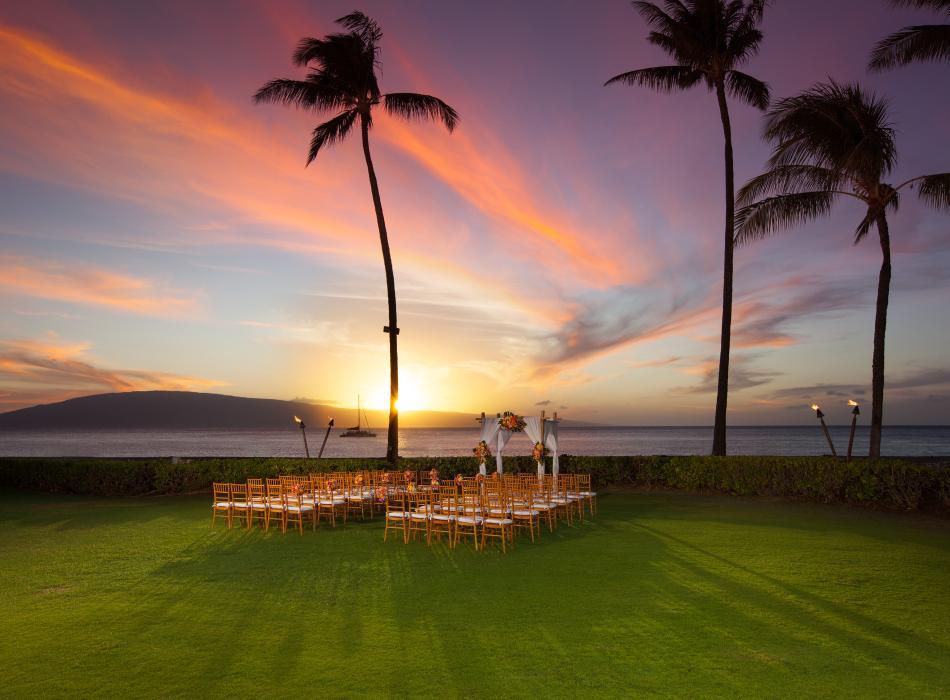 Ocean Lawn - Wedding
