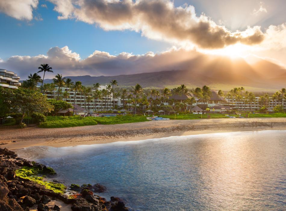 Sheraton Maui Property Overview