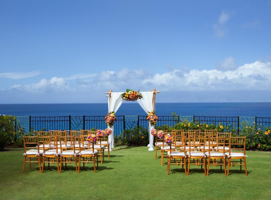 Moana Wedding