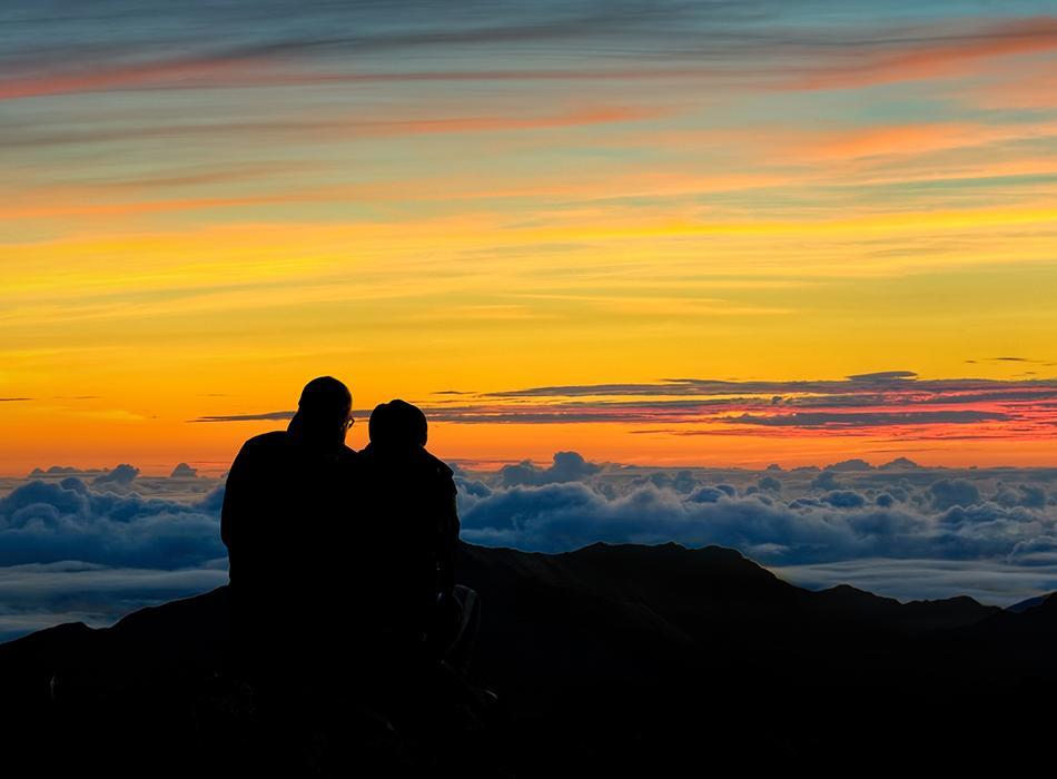 Skyline Hawaii - Haleakala National Park Sunrise
