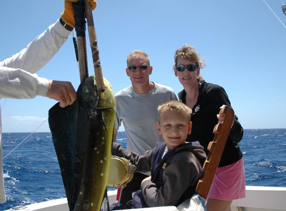Fishing Fun for the Family