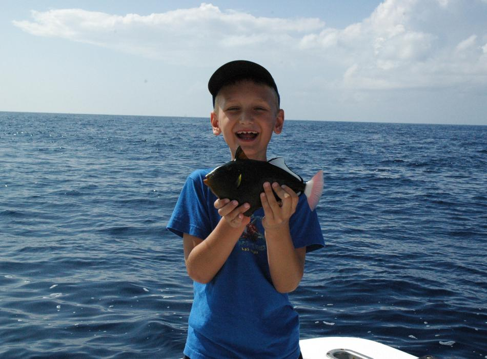 "Nearshore Bottom ""Fun"" Fishing"