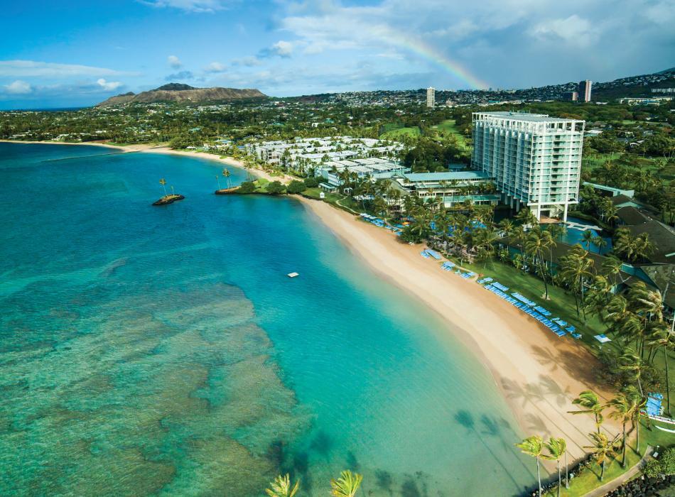 The Kahala Hotel & Resort Beach View