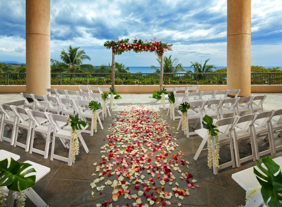 The Westin Hapuna Beach Resort wedding venue